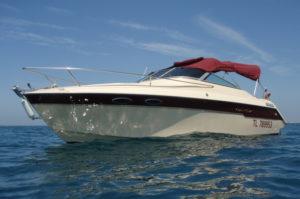 Yacht bateau VIP